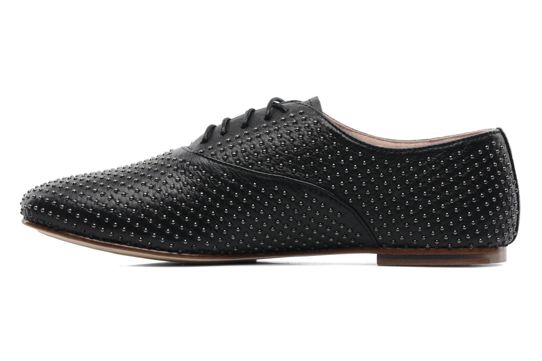Chaussures à lacets Bloch Gwen Noir vue face