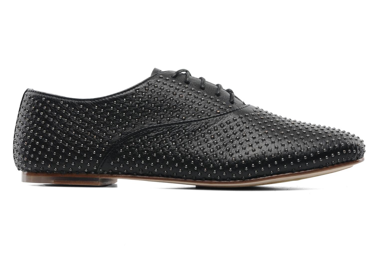 Chaussures à lacets Bloch Gwen Noir vue derrière