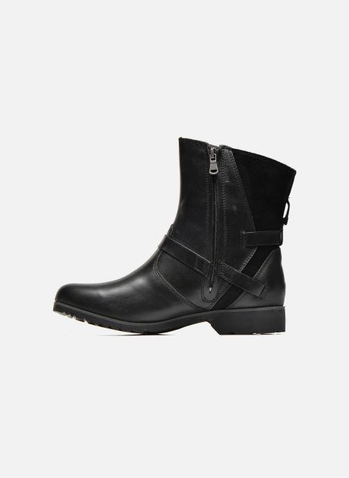 Bottines et boots Teva De La Vina Low W Noir vue face