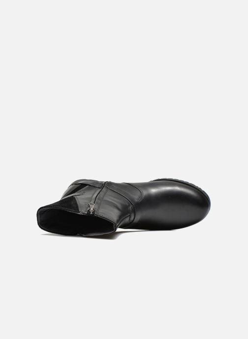 Bottines et boots Teva De La Vina Low W Noir vue gauche