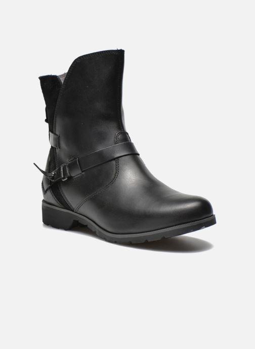 Bottines et boots Teva De La Vina Low W Noir vue détail/paire