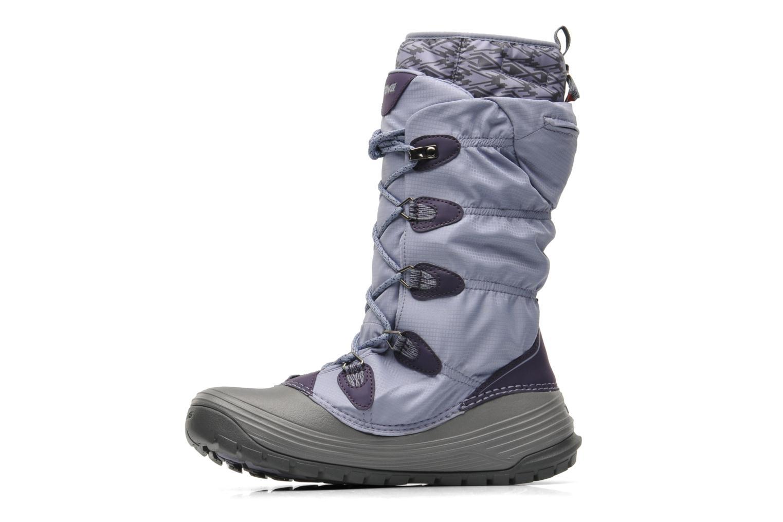 Chaussures de sport Teva Jordanelle 3 WP W Violet vue face