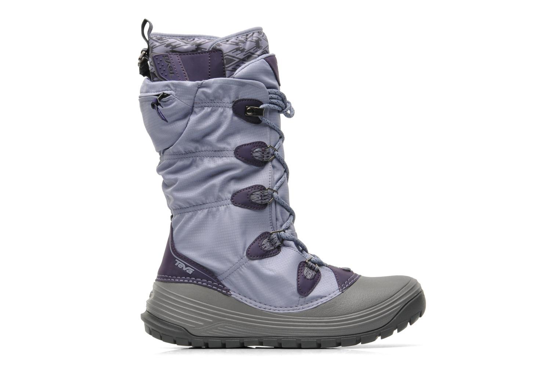 Chaussures de sport Teva Jordanelle 3 WP W Violet vue derrière