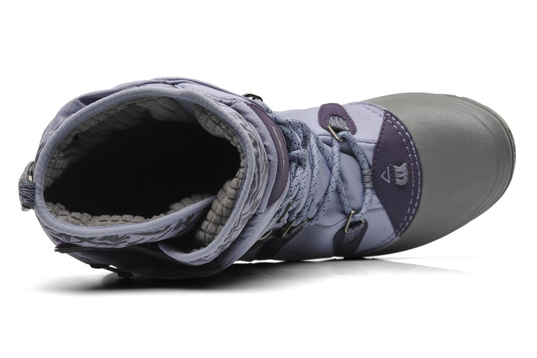 Chaussures de sport Teva Jordanelle 3 WP W Violet vue gauche