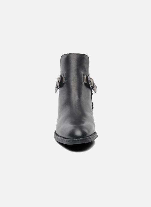 Stivaletti e tronchetti Swear Vienetta 16 Nero modello indossato
