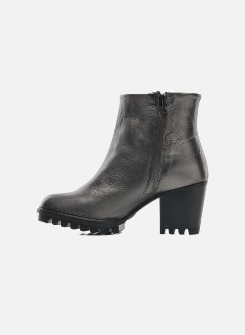 Boots en enkellaarsjes Swear Roisin Zilver voorkant