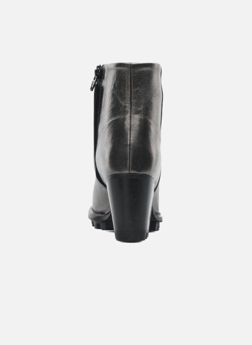 Boots en enkellaarsjes Swear Roisin Zilver rechts