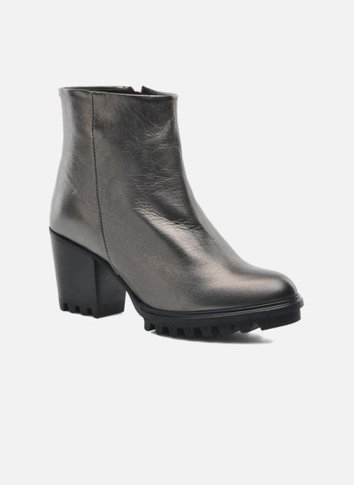 Boots en enkellaarsjes Swear Roisin Zilver detail