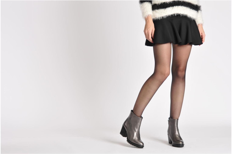 Bottines et boots Swear Roisin Argent vue bas / vue portée sac