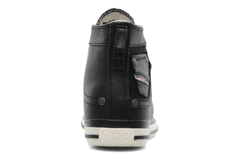 Sneakers Diesel Exposure IV W Nero immagine destra