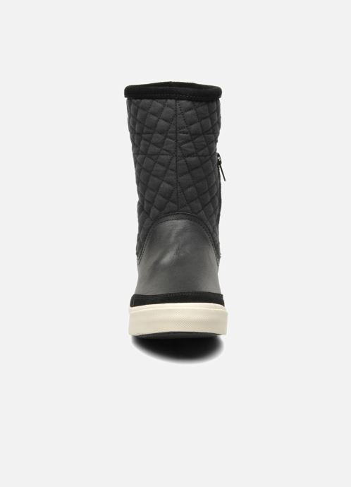 Boots en enkellaarsjes G-Star Plateau Ripley Mix Zwart model