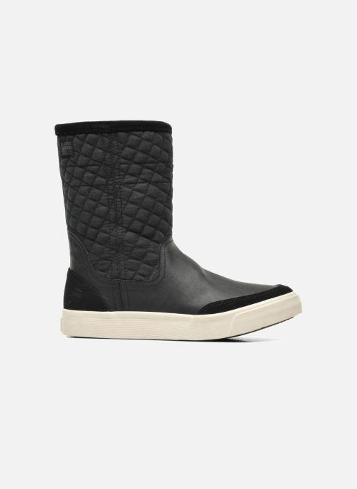 Boots en enkellaarsjes G-Star Plateau Ripley Mix Zwart achterkant