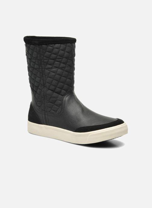 Boots en enkellaarsjes G-Star Plateau Ripley Mix Zwart detail