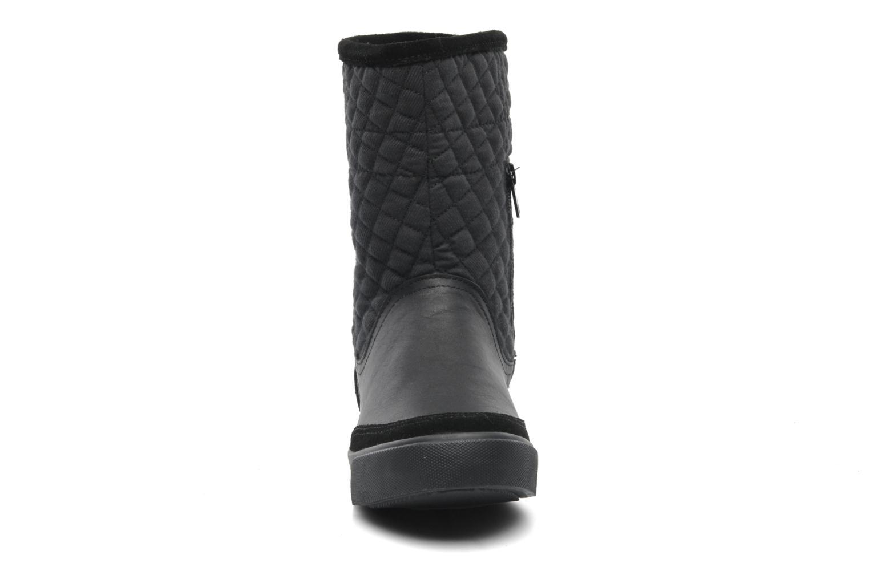 Bottines et boots G-Star Plateau Ripley Mix Noir vue portées chaussures
