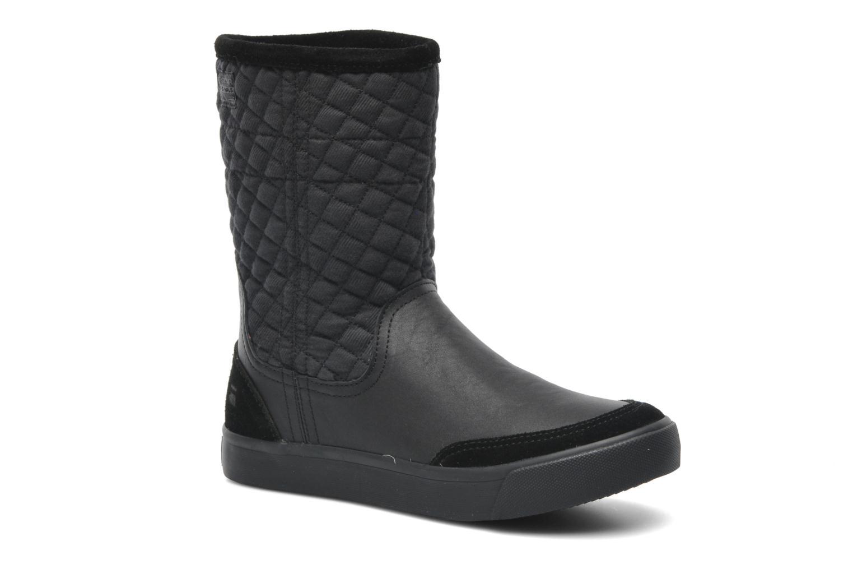 Bottines et boots G-Star Plateau Ripley Mix Noir vue détail/paire