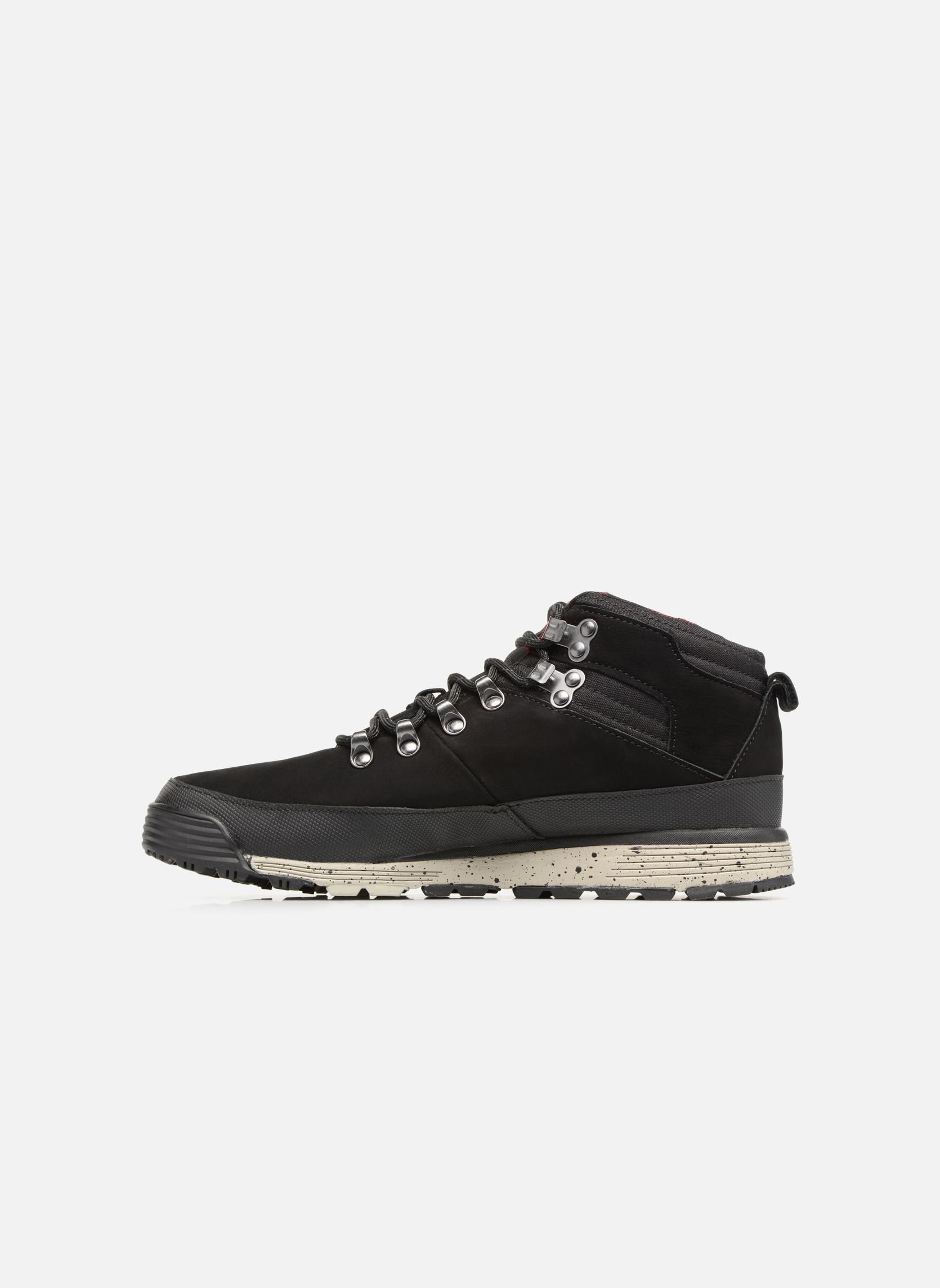 Chaussures à lacets Element Donnelly Noir vue face