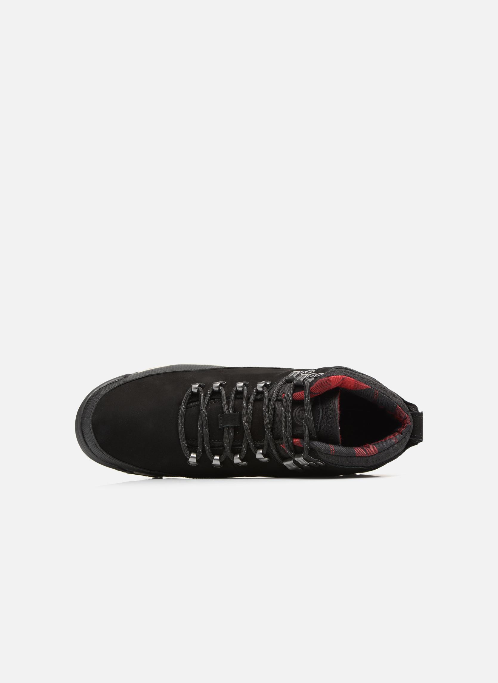 Chaussures à lacets Element Donnelly Noir vue gauche