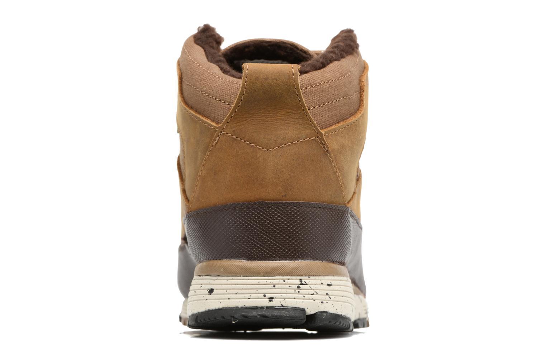 Chaussures à lacets Element Donnelly Marron vue droite