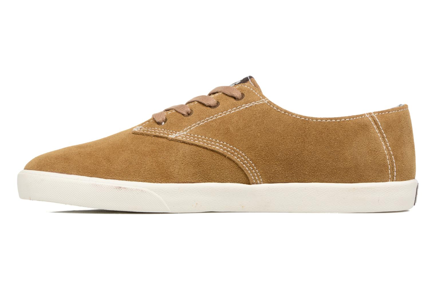 Trainers Element VERNON Beige front view