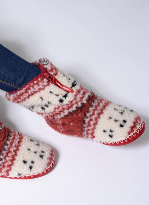 Pantofole BEDROOM ATHLETICS Jessica Grigio immagine dal basso