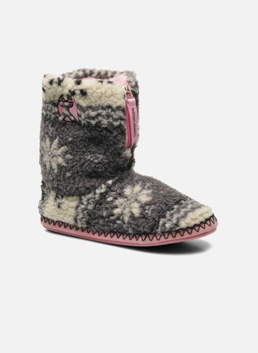 Pantofole BEDROOM ATHLETICS Jessica Grigio vedi dettaglio/paio