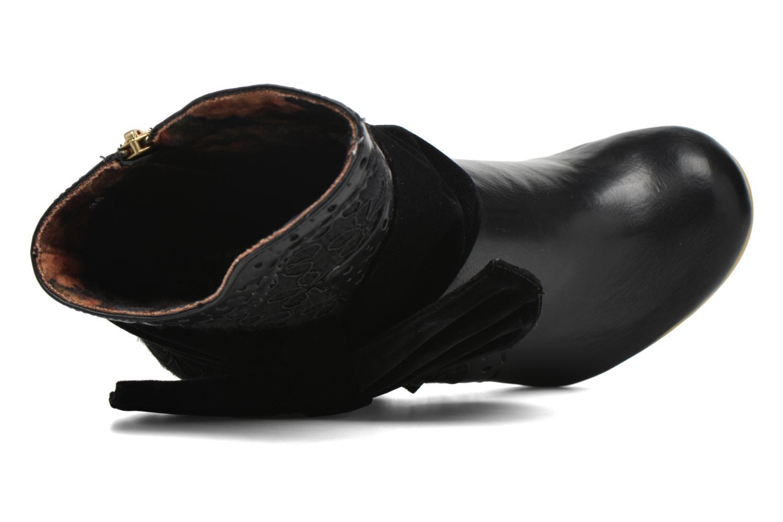 Bottines et boots Irregular Choice Rosie Lea Noir vue gauche