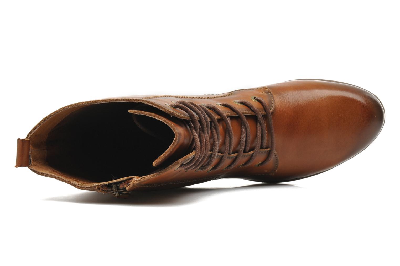 Stiefeletten & Boots Pikolinos ROTTERDAM 902-7936 braun ansicht von links