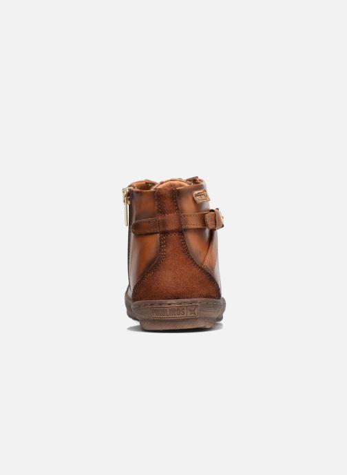 Sneakers Pikolinos Lagos 901-7312 Bruin rechts