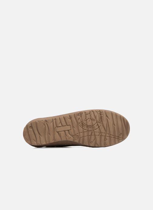 Baskets Pikolinos Lagos 901-7312 Marron vue haut