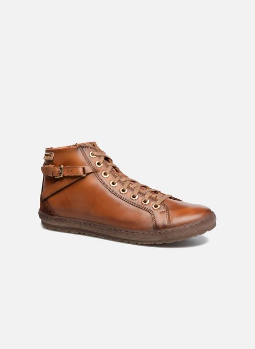 Sneakers Pikolinos Lagos 901-7312 Bruin detail