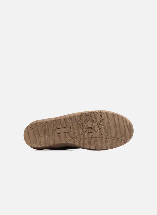 Baskets Pikolinos Lagos 901-7312 Noir vue haut