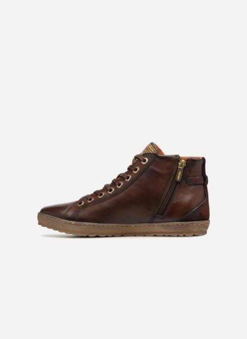 Sneakers Pikolinos Lagos 901-7312 Marrone immagine frontale