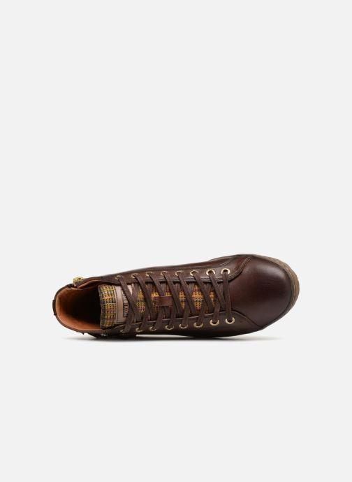 Sneakers Pikolinos Lagos 901-7312 Marrone immagine sinistra