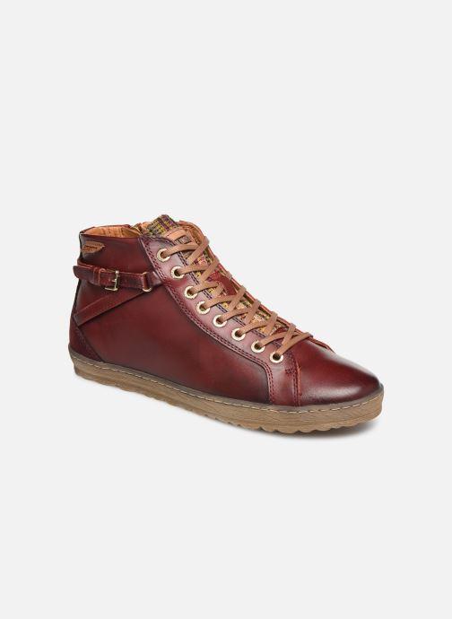 Sneakers Pikolinos Lagos 901-7312 Bordeaux detail