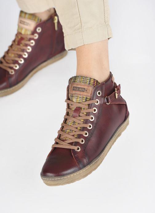 Sneakers Pikolinos Lagos 901-7312 Bordeaux onder