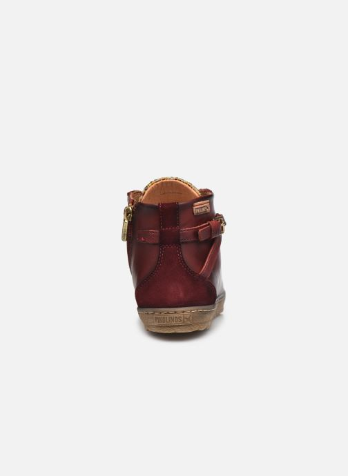 Sneakers Pikolinos Lagos 901-7312 Bordeaux rechts