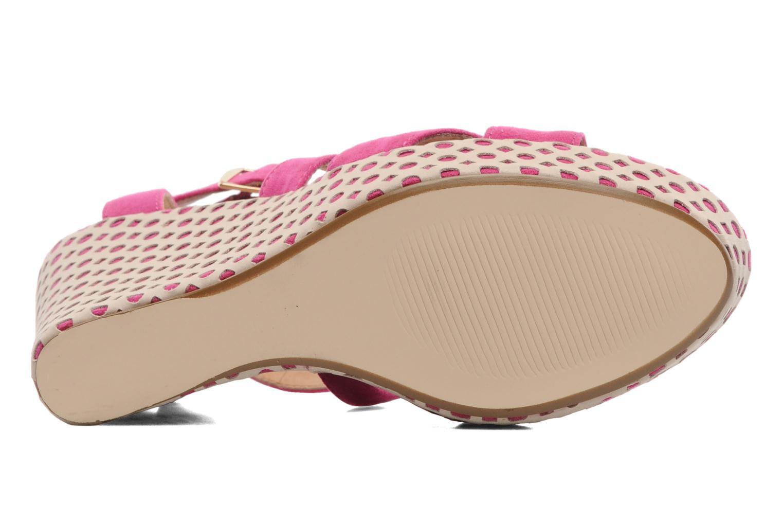 Sandalen Elle Passy Roze boven