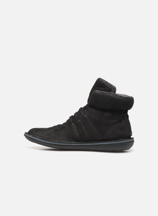 Sneakers Camper Beetle 46751 Nero immagine frontale