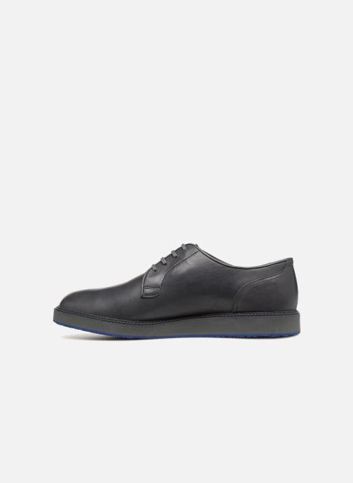Chaussures à lacets Camper Magnus 18897 Gris vue face