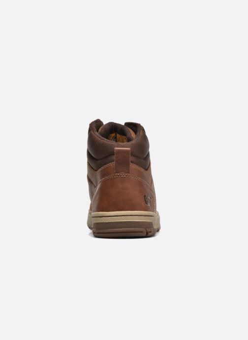 Sneakers Caterpillar Colfax Mid Beige rechts