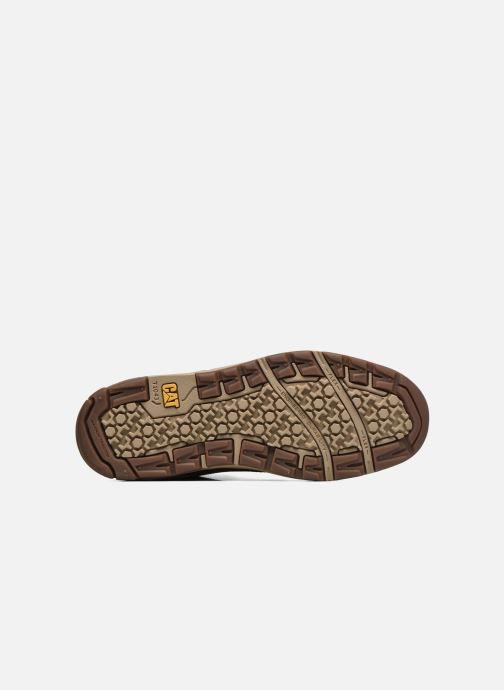Sneakers Caterpillar Colfax Mid Beige immagine dall'alto
