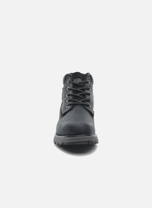 Stiefeletten & Boots Caterpillar Founder Founder schwarz schuhe getragen