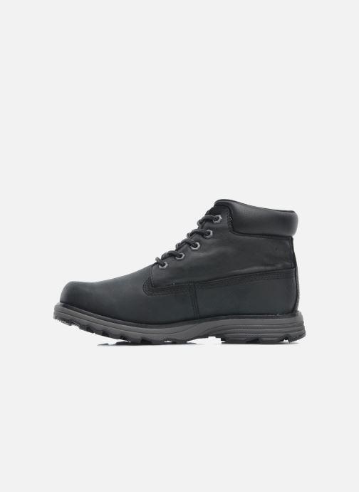 Boots en enkellaarsjes Caterpillar Founder Founder Zwart voorkant