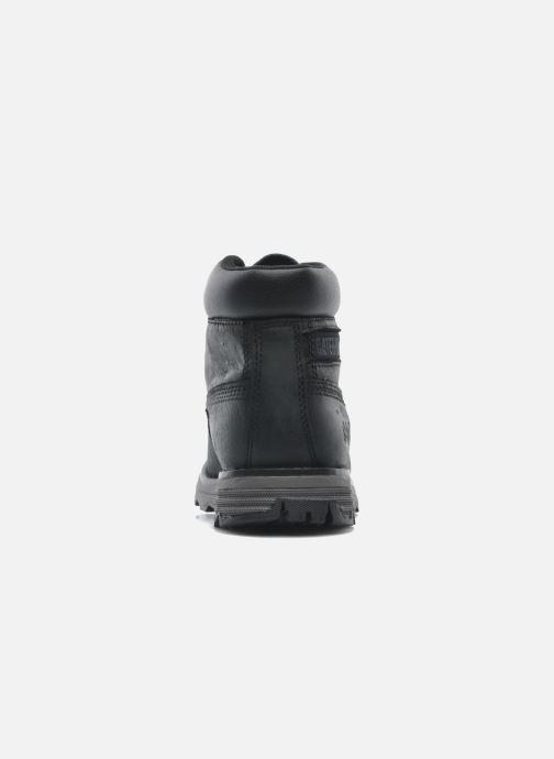 Stiefeletten & Boots Caterpillar Founder Founder schwarz ansicht von rechts