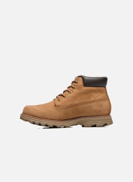 Boots en enkellaarsjes Caterpillar Founder Founder Bruin voorkant