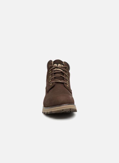 Chez Caterpillar Founder 341836 Bottines Et Boots marron 8ATxUqAX