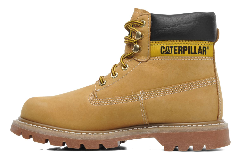 Bottines et boots Caterpillar COLORADO W Beige vue face