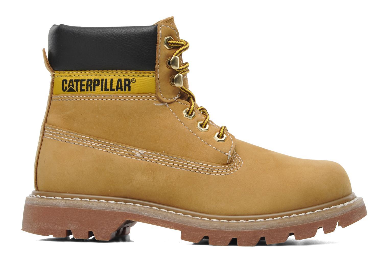Bottines et boots Caterpillar COLORADO W Beige vue derrière