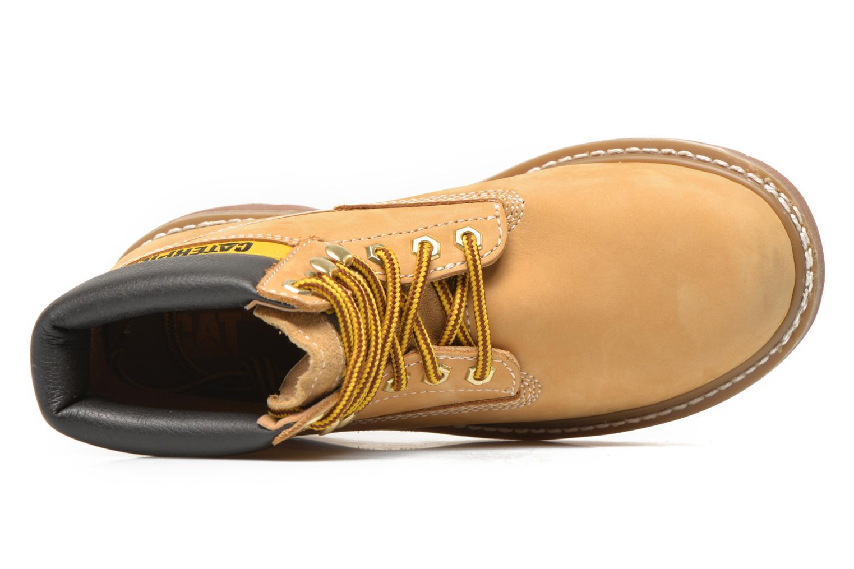 Bottines et boots Caterpillar COLORADO W Beige vue gauche