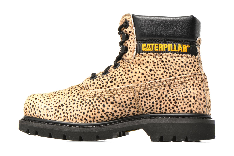Bottines et boots Caterpillar COLORADO W Noir vue face